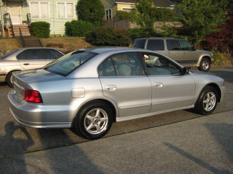 2003 Mitsubishi Galant for sale at UNIVERSITY MOTORSPORTS in Seattle WA
