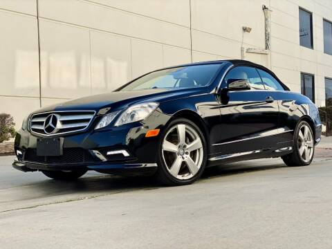 2011 Mercedes-Benz E-Class for sale at New City Auto - Retail Inventory in South El Monte CA
