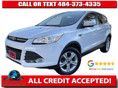2013 Ford Escape for sale at World Class Auto Exchange in Lansdowne PA