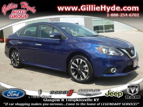 2019 Nissan Sentra for sale at Gillie Hyde Auto Group in Glasgow KY