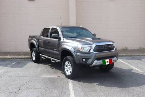 2014 Toyota Tacoma for sale at El Patron Trucks in Norcross GA