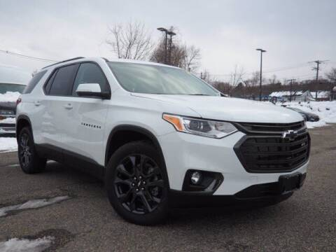 2021 Chevrolet Traverse for sale at Mirak Hyundai in Arlington MA
