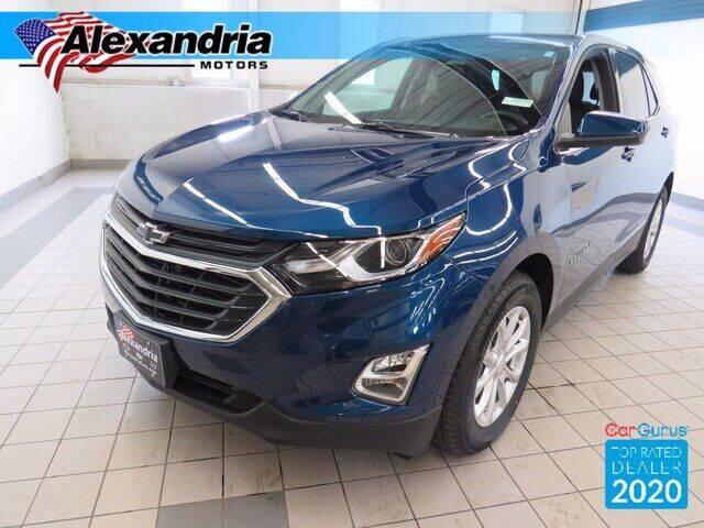 2020 Chevrolet Equinox for sale in Alexandria, MN