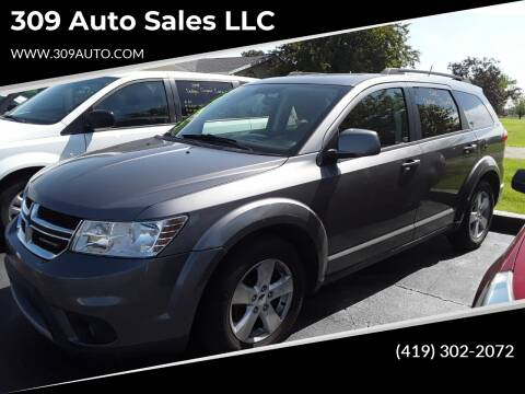 2012 Dodge Journey for sale at 309 Auto Sales LLC in Harrod OH