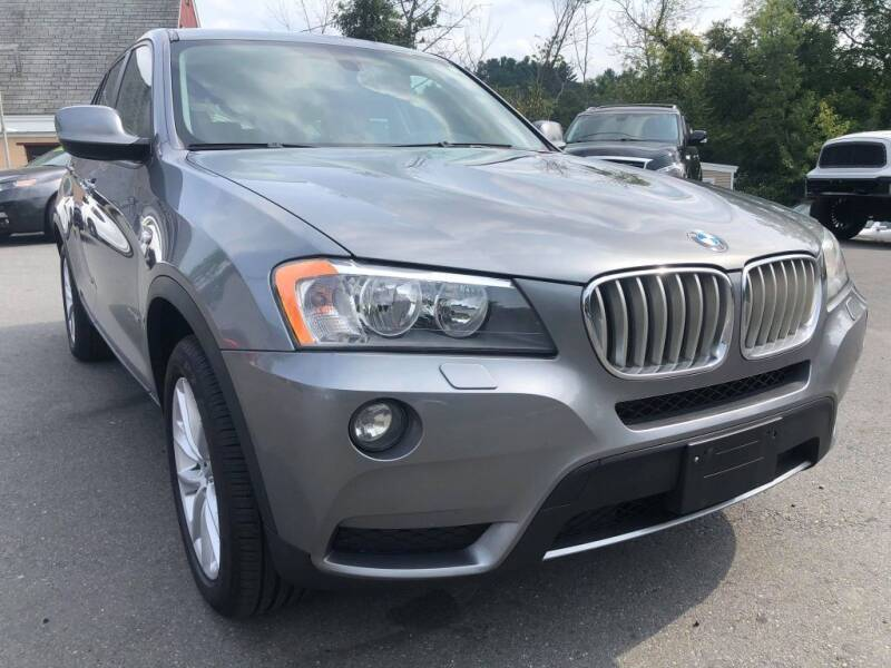 2014 BMW X3 for sale at Dracut's Car Connection in Methuen MA