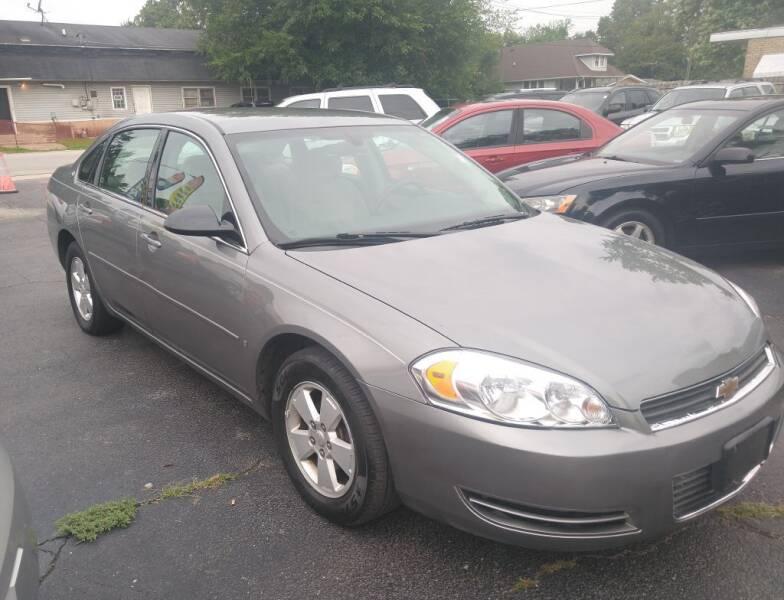 2008 Chevrolet Impala for sale at I Car Motors in Joliet IL