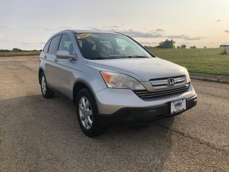 2009 Honda CR-V for sale at Alan Browne Chevy in Genoa IL