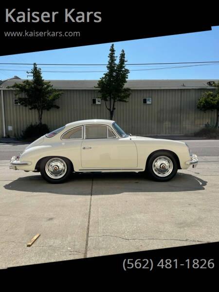 1963 Porsche 356 for sale in Los Alamitos, CA