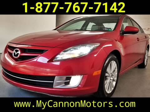 2009 Mazda MAZDA6 for sale at Cannon Motors in Silverdale PA