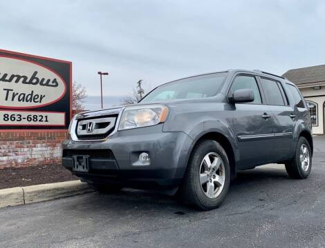 2011 Honda Pilot for sale at Columbus Car Trader in Reynoldsburg OH