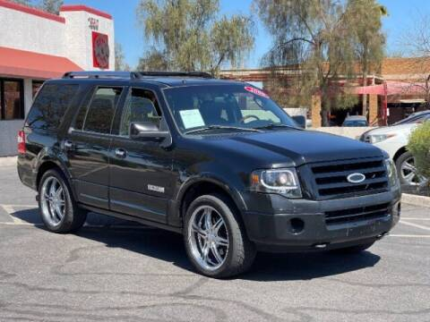 2008 Ford Expedition for sale at Brown & Brown Wholesale in Mesa AZ