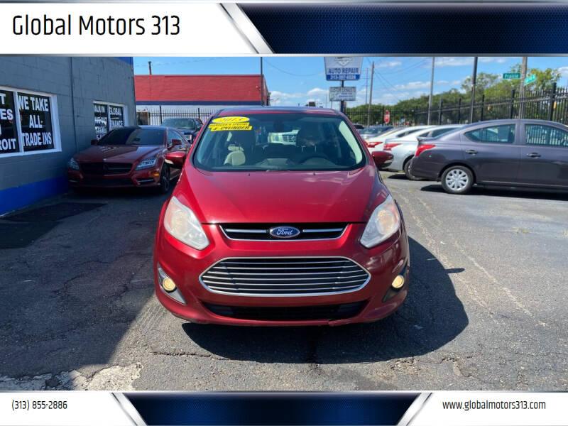 2013 Ford C-MAX Hybrid for sale at Global Motors 313 in Detroit MI