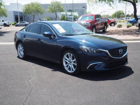 2017 Mazda MAZDA6 for sale at CarFinancer.com in Peoria AZ