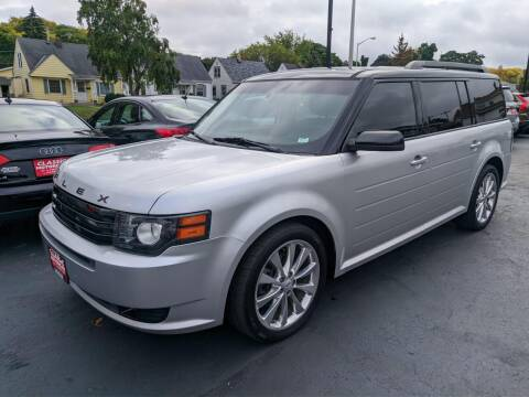 2012 Ford Flex for sale at CLASSIC MOTOR CARS in West Allis WI