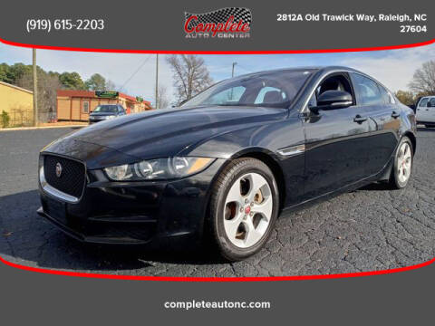 2017 Jaguar XE for sale at Complete Auto Center , Inc in Raleigh NC