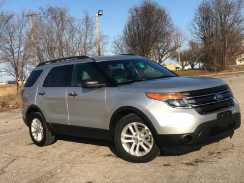 2015 Ford Explorer for sale at Auto Hub in Grandview MO