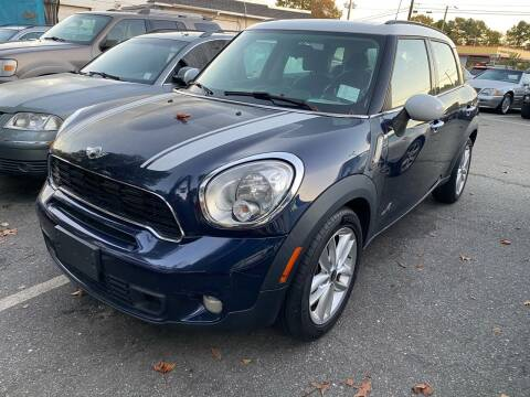 2011 MINI Cooper Countryman for sale at Import Performance Sales in Raleigh NC