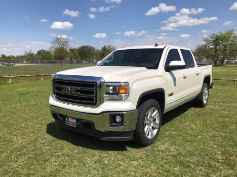 2014 GMC Sierra 1500 for sale at LA PULGA DE AUTOS in Dallas TX