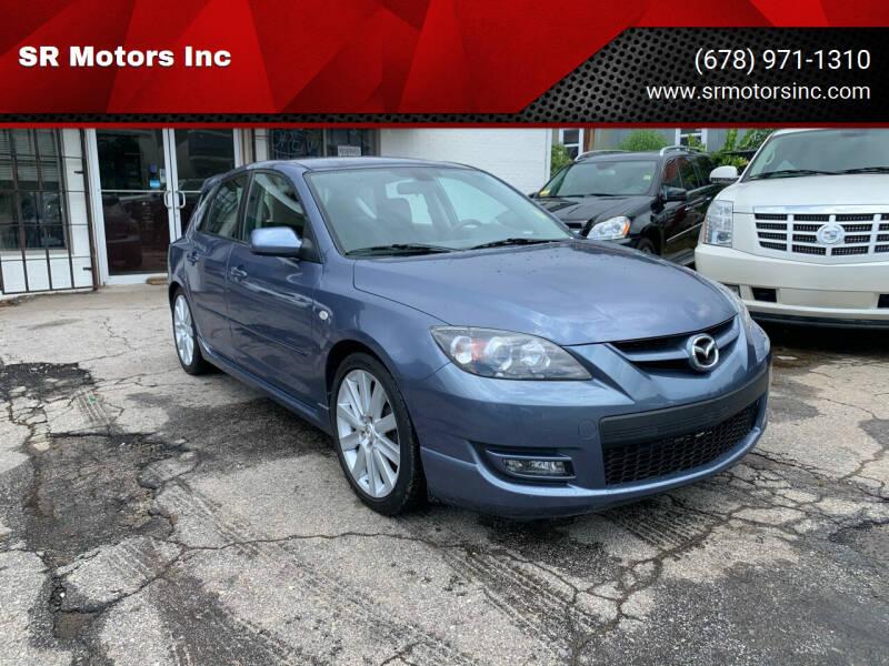 2007 Mazda MAZDASPEED3 for sale at SR Motors Inc in Gainesville GA