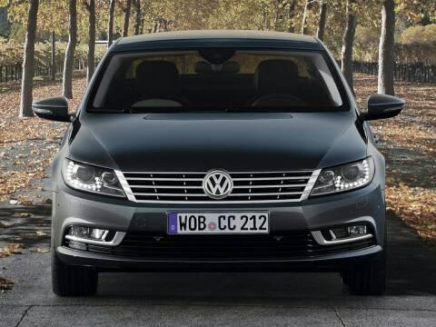 2013 Volkswagen CC for sale at Bill Gatton Used Cars - BILL GATTON ACURA MAZDA in Johnson City TN