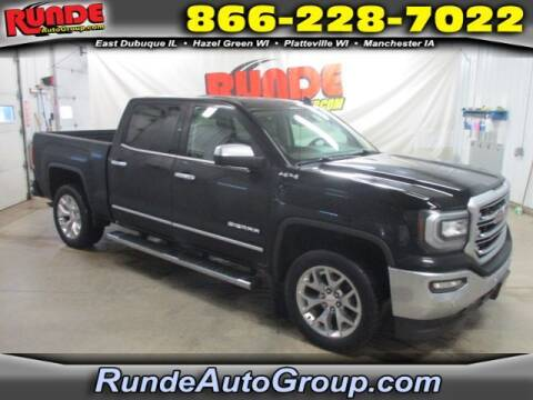 2016 GMC Sierra 1500 for sale at Runde Chevrolet in East Dubuque IL