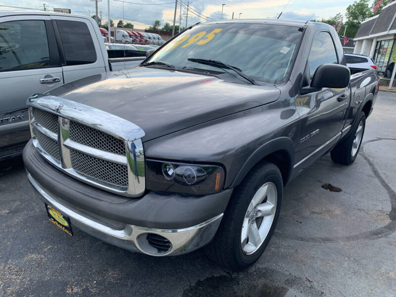 2002 Dodge Ram Pickup 1500 for sale at Top Notch Auto Brokers, Inc. in Palatine IL