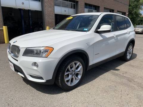 2011 BMW X3 for sale at Matrix Autoworks in Nashua NH