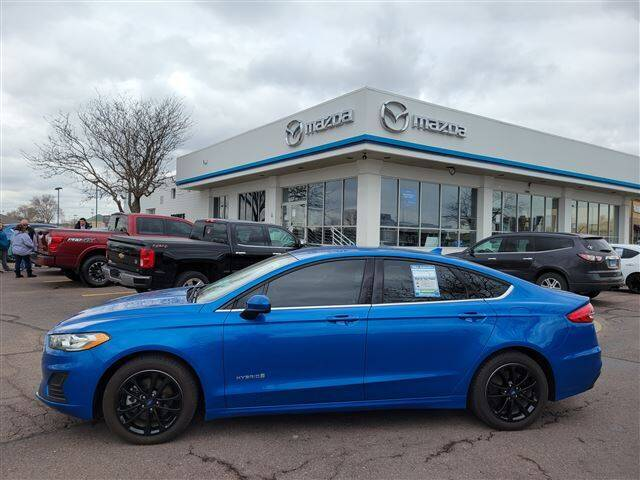 2019 Ford Fusion Hybrid for sale in Sioux Falls, SD