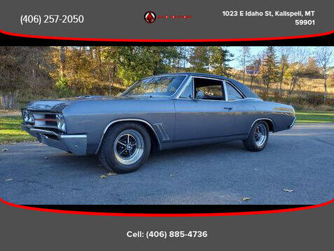1967 Buick Gran Sport for sale at Auto Solutions in Kalispell MT
