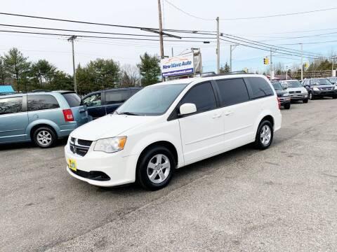 2012 Dodge Grand Caravan for sale at New Wave Auto of Vineland in Vineland NJ