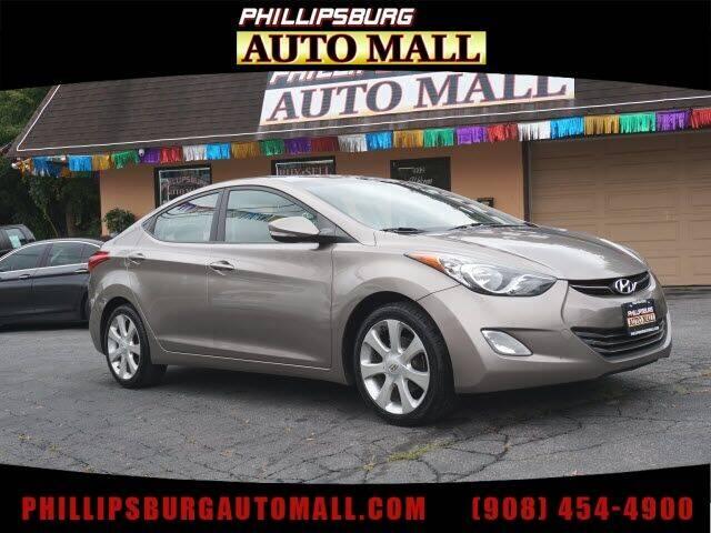 2012 Hyundai Elantra for sale at Phillipsburg Auto Mall in Phillipsburg NJ