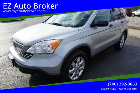 2009 Honda CR-V for sale at EZ Auto Broker in Mount Vernon OH
