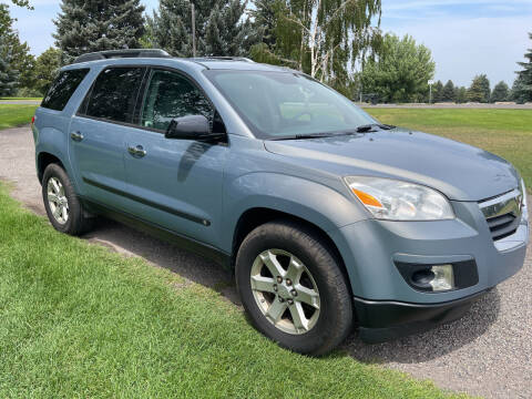 2007 Saturn Outlook for sale at BELOW BOOK AUTO SALES in Idaho Falls ID