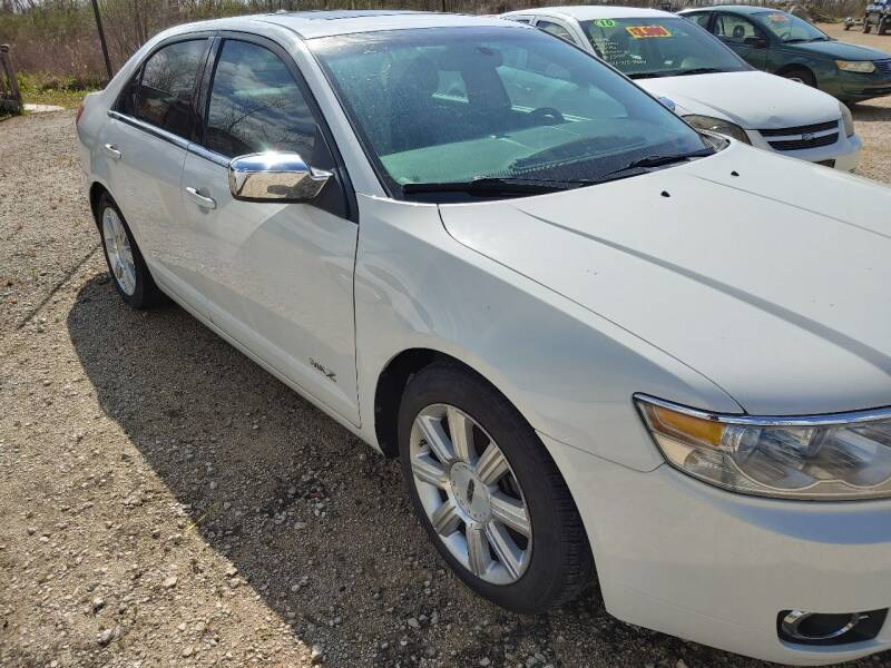 2008 Lincoln MKZ for sale at Finish Line Auto LLC in Luling LA