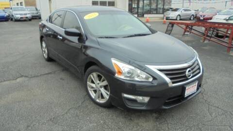 2013 Nissan Altima for sale at Absolute Motors in Hammond IN