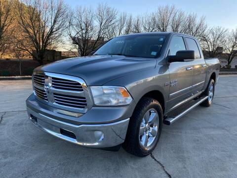 2013 RAM Ram Pickup 1500 for sale at Triple A's Motors in Greensboro NC