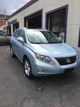 2010 Lexus RX 350 for sale at B&T Auto Service in Syracuse NY