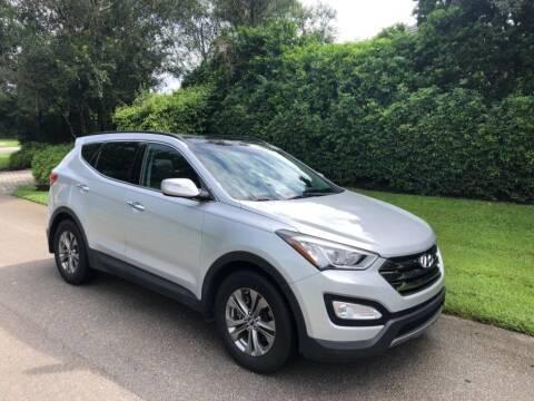 2014 Hyundai Santa Fe Sport for sale at AUTOSPORT in Wellington FL