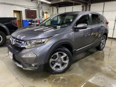 2018 Honda CR-V for sale at Sonias Auto Sales in Worcester MA
