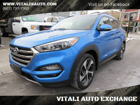 2016 Hyundai Tucson for sale at VITALI AUTO EXCHANGE in Johnson City NY