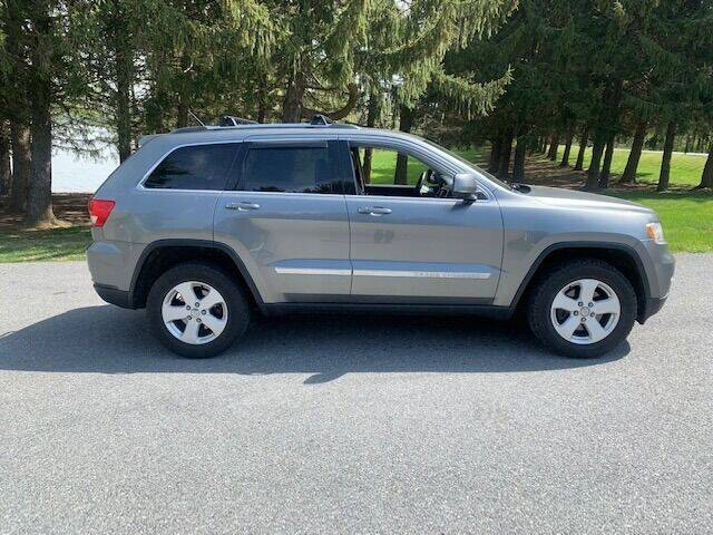 2013 Jeep Grand Cherokee for sale at Imperial Auto Group, Inc. in Leesport PA