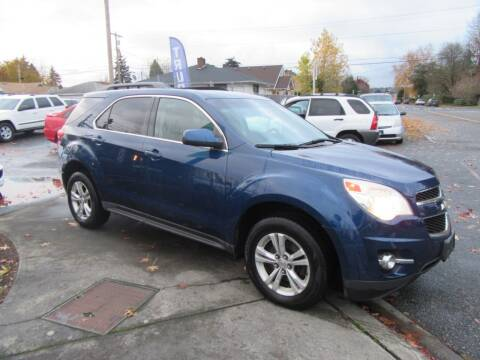 2010 Chevrolet Equinox for sale at Car Link Auto Sales LLC in Marysville WA
