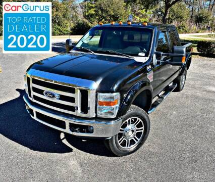 2008 Ford F-250 Super Duty for sale at Brothers Auto Sales of Conway in Conway SC