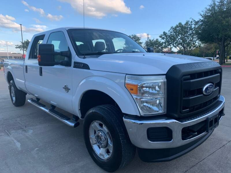 2011 Ford F-350 Super Duty for sale at AWESOME CARS LLC in Austin TX