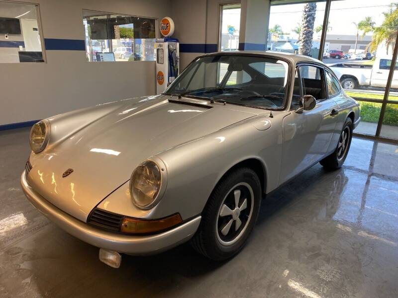 1968 Porsche 911 for sale at Gallery Junction in Orange CA