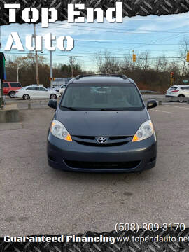 2007 Toyota Sienna for sale at Top End Auto in North Atteboro MA