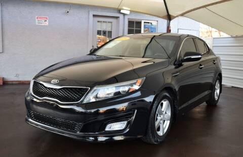 2015 Kia Optima for sale at 1st Class Motors in Phoenix AZ