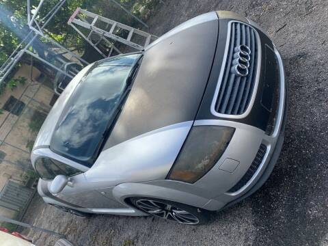 2000 Audi TT for sale at FINANCIAL CLAIMS & SERVICING INC in Hollywood FL