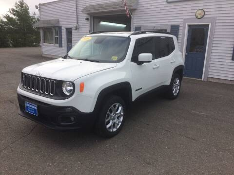 2016 Jeep Renegade for sale at CLARKS AUTO SALES INC in Houlton ME