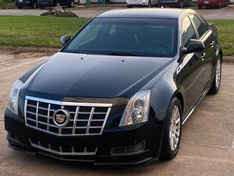 2012 Cadillac CTS for sale at Hadi Motors in Houston TX